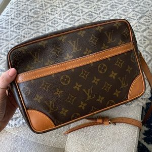 Louis Vuitton Trocadero 27 vintage